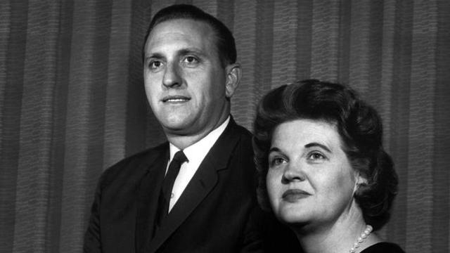 president monson with wife c