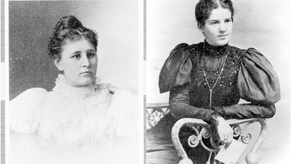 Come Servire La Messa.120 Anni Fa Le Prime Due Donne Missionarie