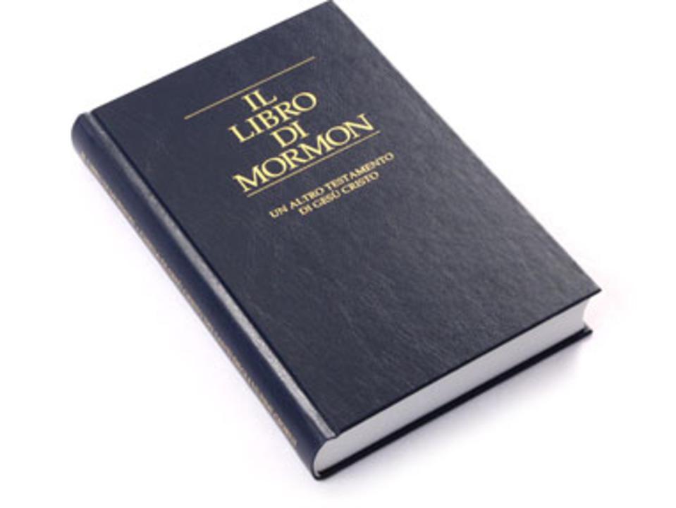 La Bibbia ed il libro di Mormon (Italian Edition)